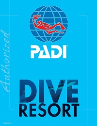 PADI Dive Resort logo