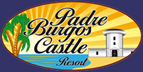 Padre Burgos Castle Resort logo